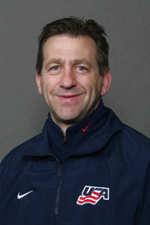 Keith Allain Named Coach Of USA's 2011 Junior Team
