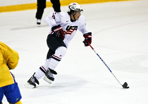 U.S. World Junior Spotlight: Justin Faulk