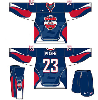 USA Hockey Unveils All-American Prospect Jerseys  8d227dcb0c6