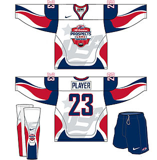 73ea99d5c USA Hockey Unveils All-American Prospect Jerseys | The United States ...
